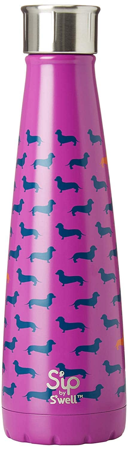 Dachshund Water Bottle