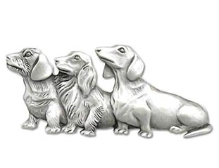 dachshund pin