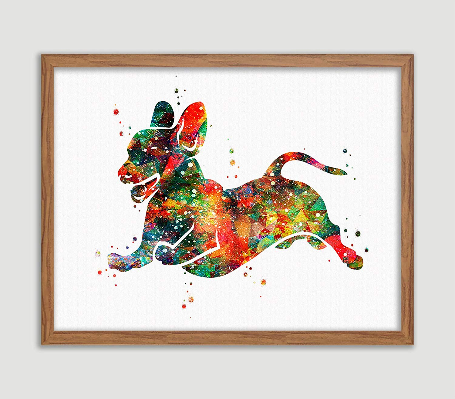 Dachshund Watercolor