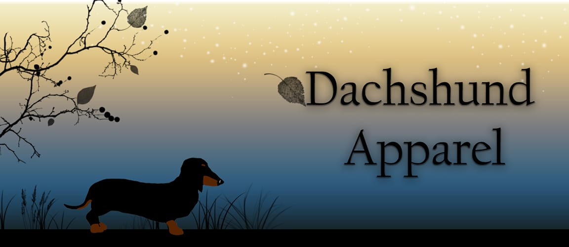 Adorable Dachshund Apparel 1