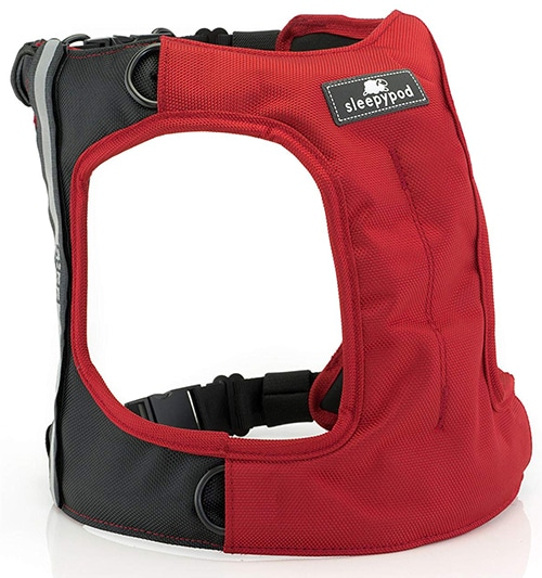 Photo Credit: Sleepypod, Seat Belts For Dachshunds