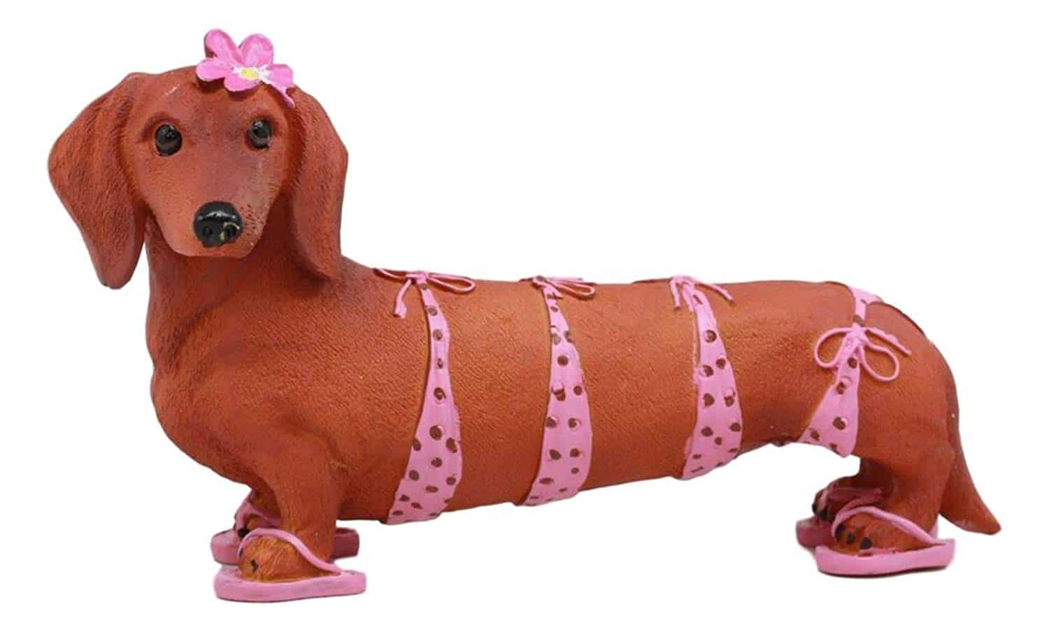 Doxy Collectible Wiener Dog Dachshund Figurine