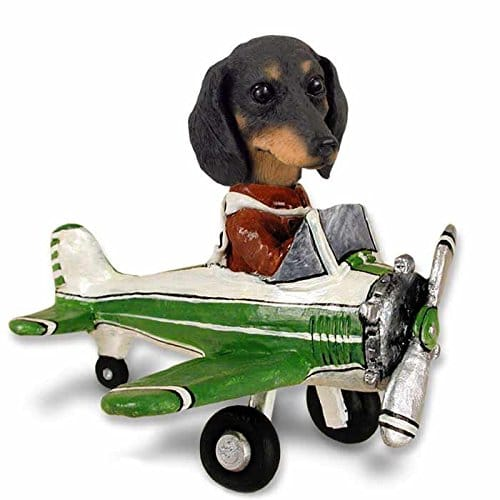 Dachshund Airplane