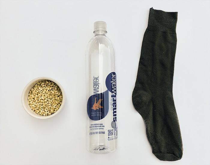 corn craft for dog shaker